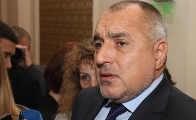 Борисов: Ръководството на МВР по-добре да си мълчи
