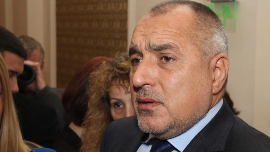Борисов: Взели сме мерки за гръцките банки у нас