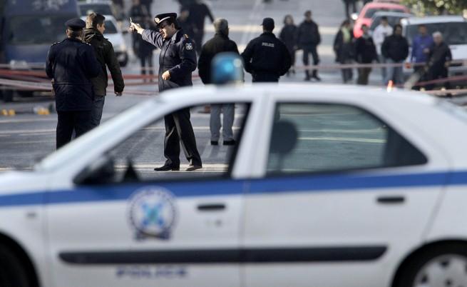 В Атина провеждат антитерористична операция