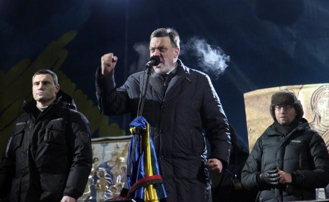 Москва призова украинската опозиция да се откаже от заплахите и ултиматумите