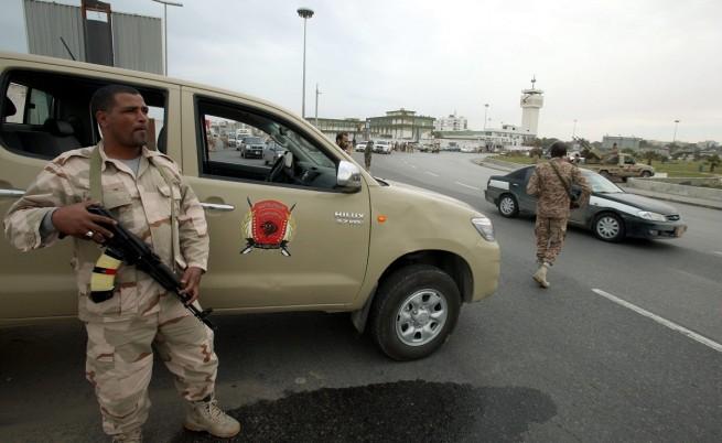 Либия заяви, че е унищожила целия си химически арсенал