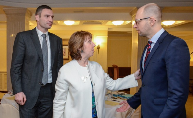 Кличко: ЕС може да е посредник в преговори между опозицията и властта