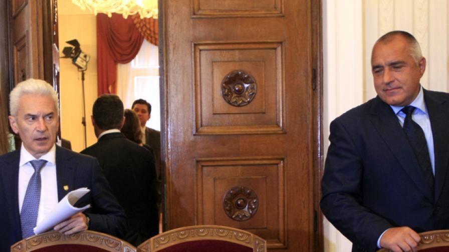 """Борисов: Кой изтегли искането на """"Атака"""" за рестарт на """"Белене""""?"""
