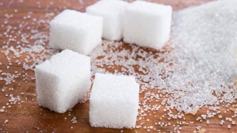 захар бяла бучка
