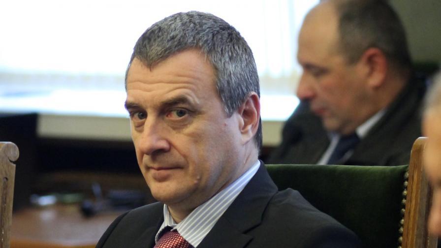 НС изслушва Цветлин Йовчев на закрито заседание