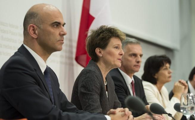 Швейцарците подкрепиха квотите за имигранти от ЕС
