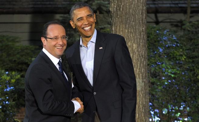 Барак Обама и Франсоа Оланд с обща статия в