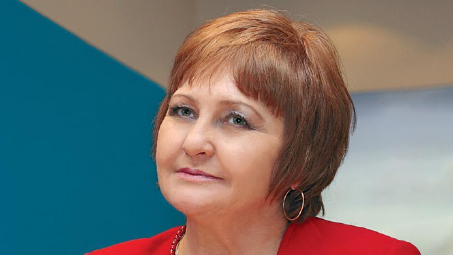 Проф. д-р Донка Байкова – експерт по хранене и диететика