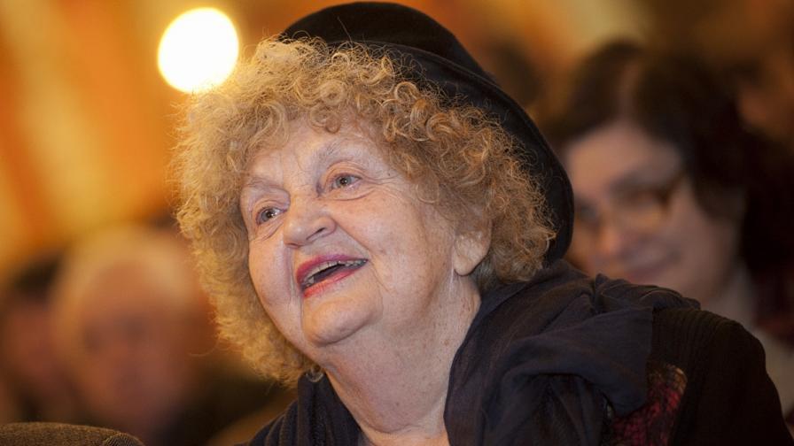 Татяна Лолова навърши 80