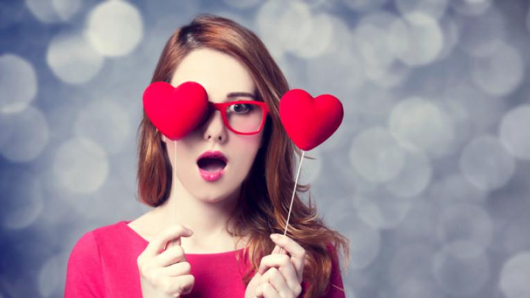 жена сърце любов