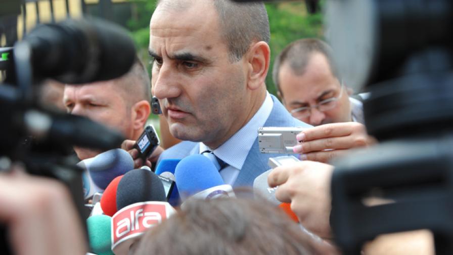Цветанов: При Цацаров има справка на ГДБОП за престъпления на Сарафов