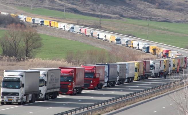 Блокадата на пропускателните пунктове по българо-турската граница падна