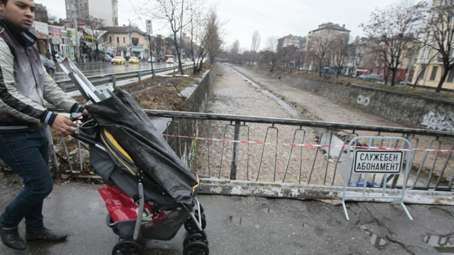 Реконструкцията на Лъвов мост започва в събота