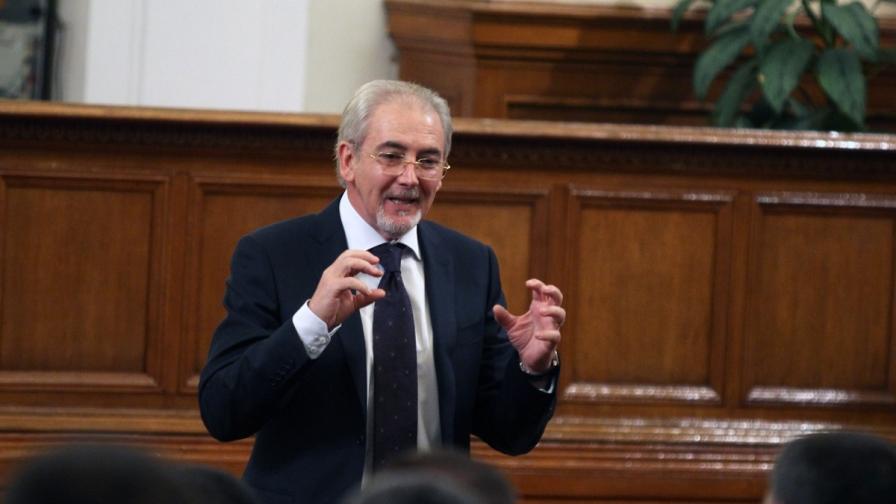Местан: Политици като Цветанов, които искат закрила на престъпници, ако е вярно, нямат място в политиката