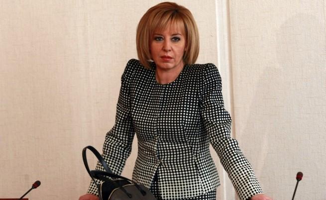 Мая Манолова: Коалицията с ДПС не беше брак по сметка