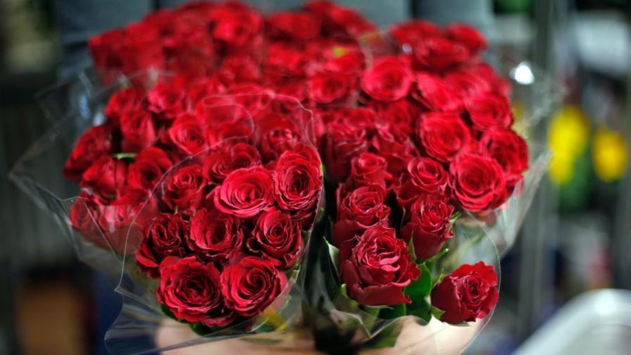 За 14 февруари типичният избор у нас е рози или вино