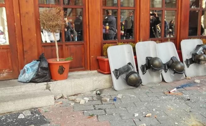 Осем души осъдени заради погромите в Пловдив