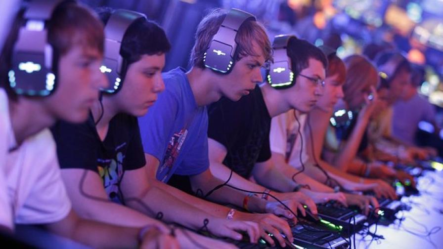Компютърните игри подобряват зрението