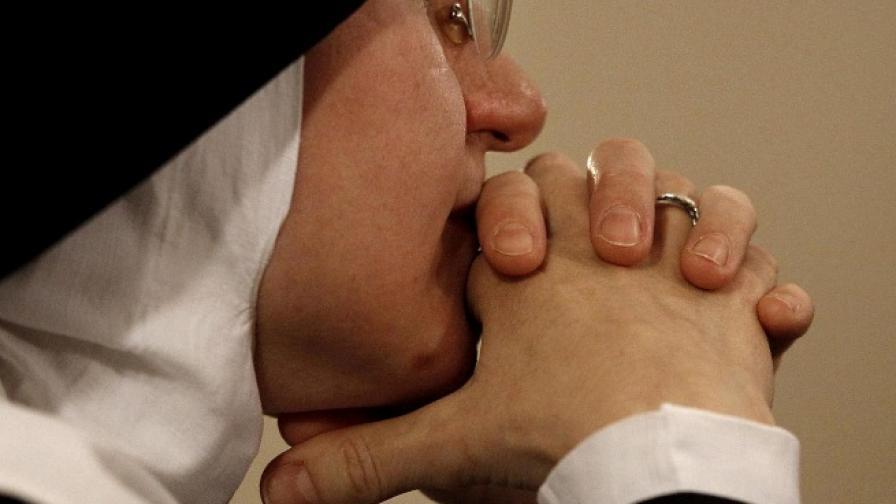 Монахиня на 84 в затвора за незаконно проникване в ядрена централа