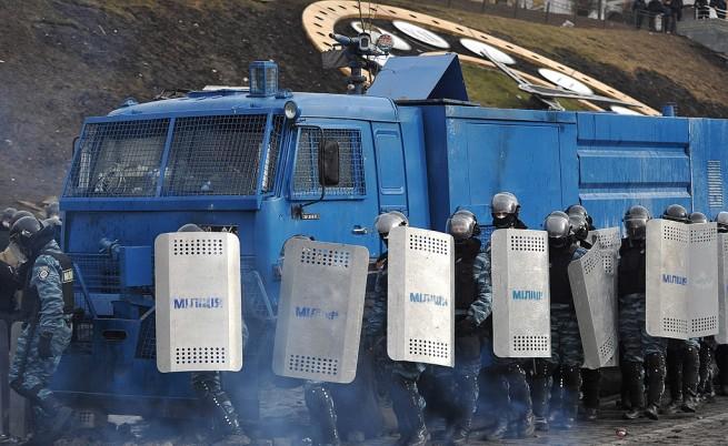 Службата за сигурност на Украйна започва контратерористична операция в цялата страна