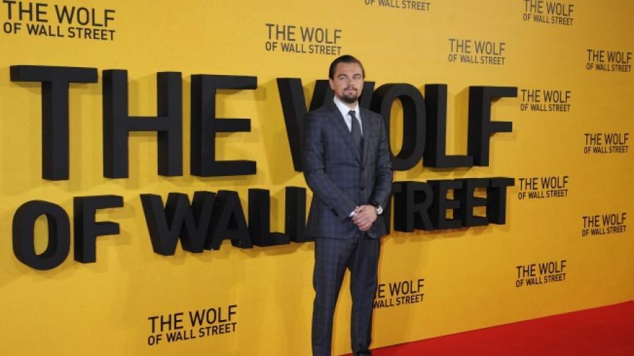 """Ди Каприо се размина с """"Оскар"""", но спечели... късче метеорит"""