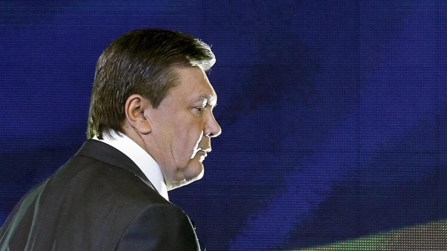 Обявиха Виктор Янукович за издирване