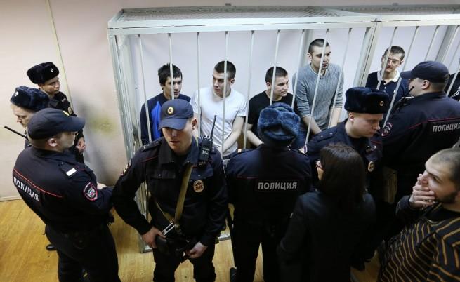 Русия: До 4 години затвор за демонстранти срещу Путин