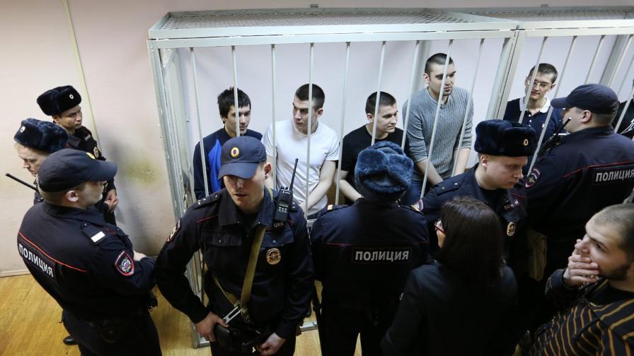 Подсъдимите за размириците на Блатния площад в съда