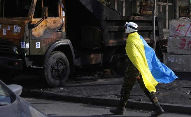 Въоръжените сили на Украйна в пълна бойна готовност