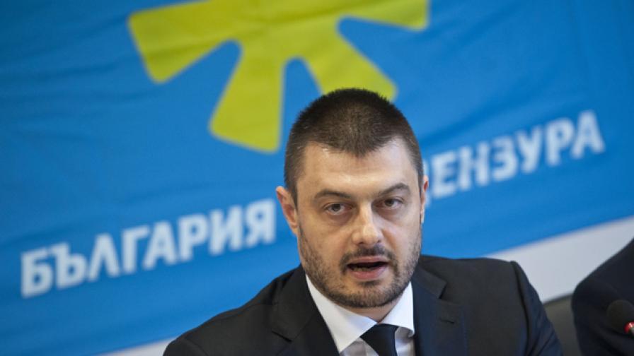 Бареков: Ключът от парламента вече е в мен