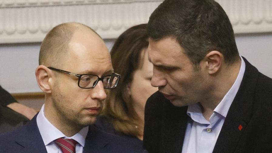 Украйна: Русия да се въздържа от изявления, които пречат