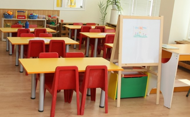 Протест срещу липсата на места в детските градини