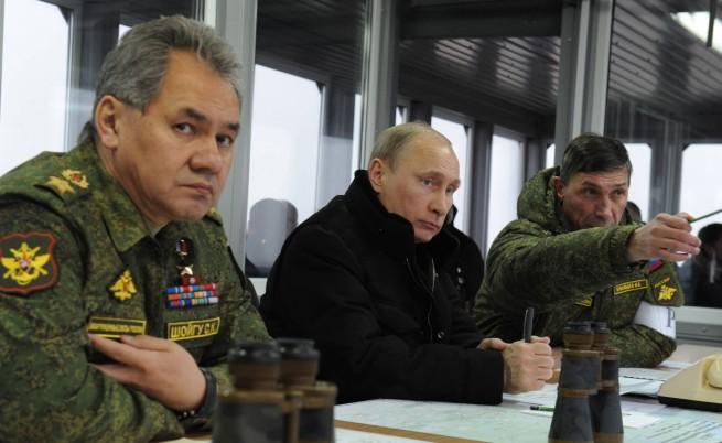Путин: Учението свърши, войските да се прибират