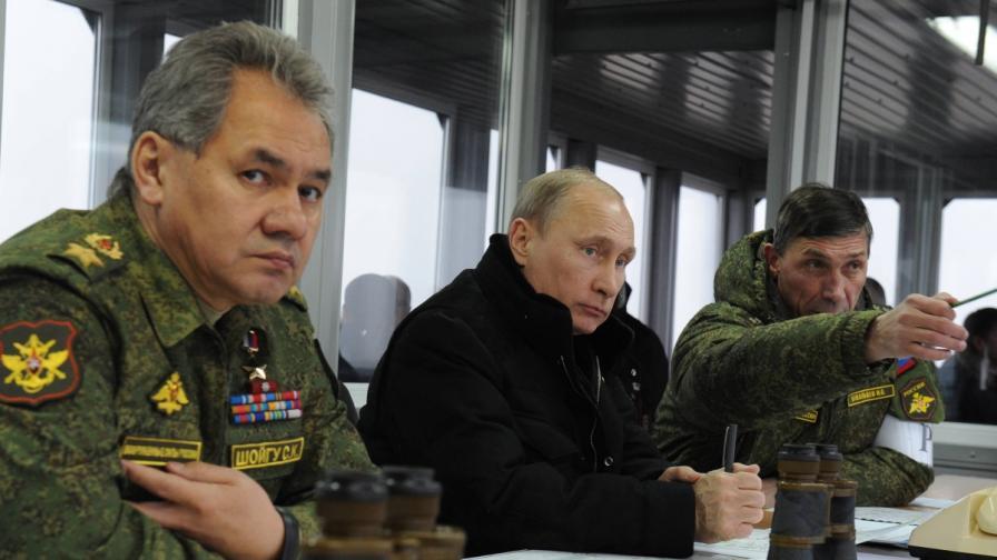 Готви ли се Русия за война