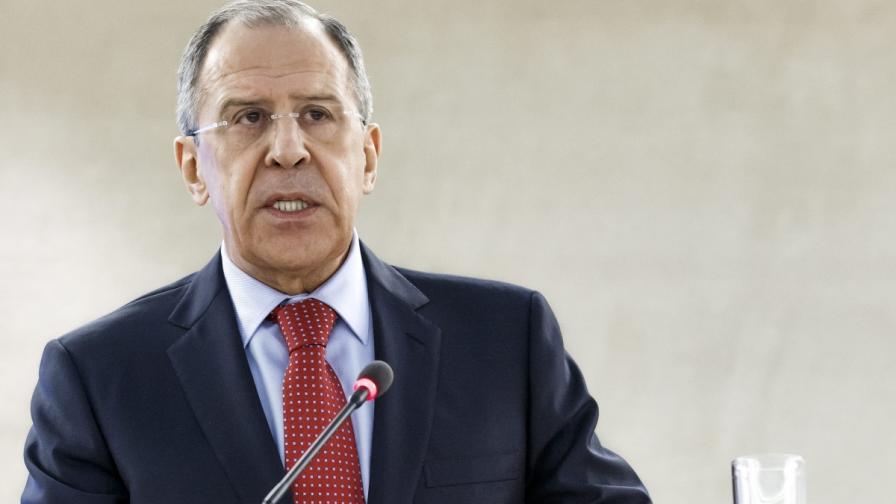 Лавров: Няма да допуснем кървава баня в Крим