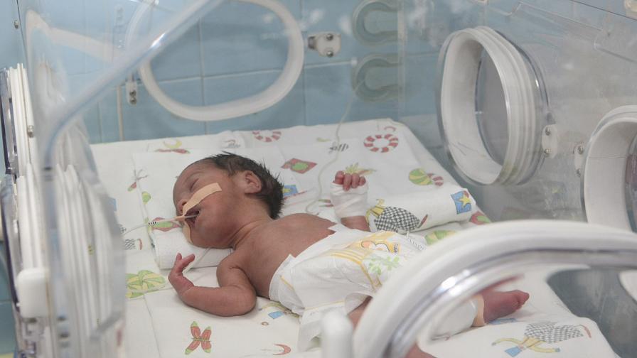 Тревожна тенденция: Всяко пето новородено е недоносено