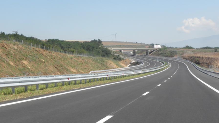 Променя се движението по магистралите за празниците