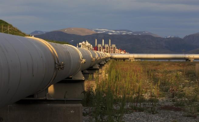 Започна строителството на Трансанадолския газопровод
