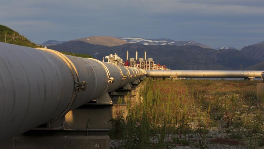 Нова експлозия в участък от газопровод  в Източна Турция