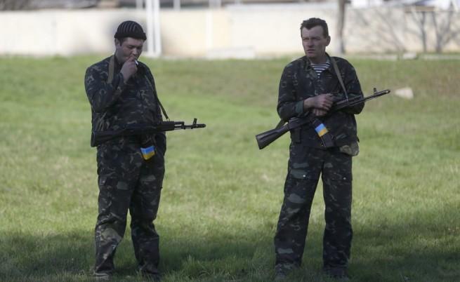 Олександър Турчинов: Няма да пращаме украинската армия в Крим