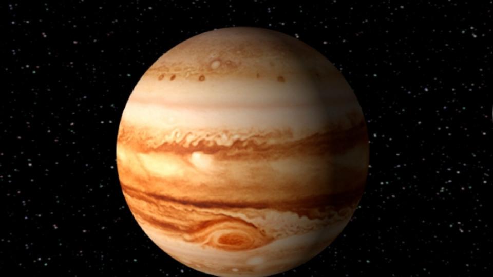 Юпитер и втора чакра