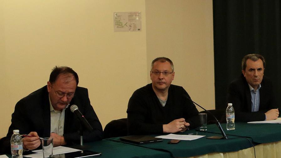 Властта заседава в Боровец