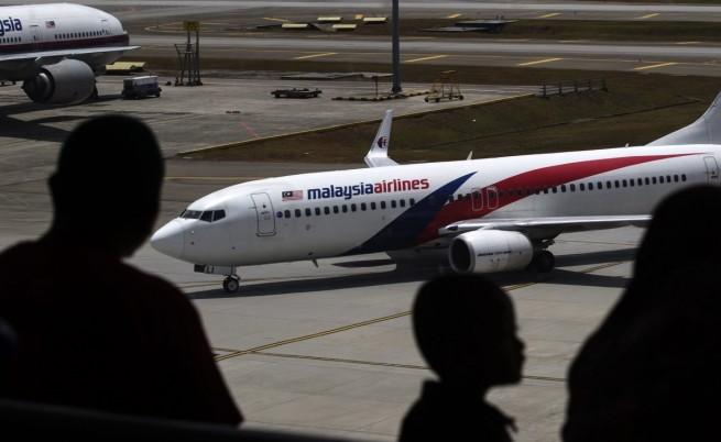 Китай започна да търси изчезналия малайзийски самолет на своя територия