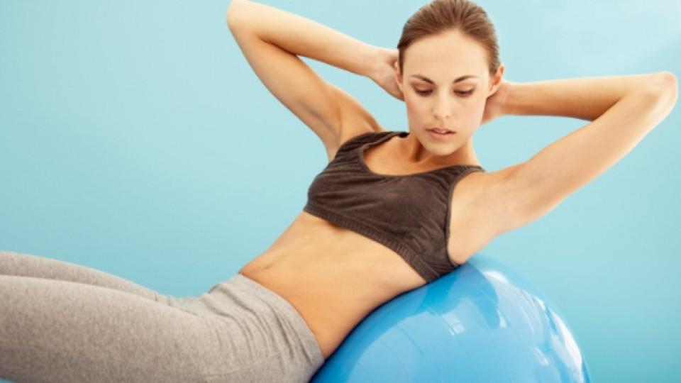 Без спорт не може да очаквате да се радвате на стегнато тяло