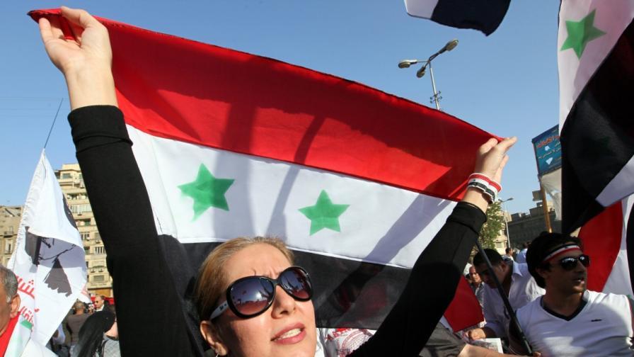 Сирия ще учреди космическа агенция за научни изследвания