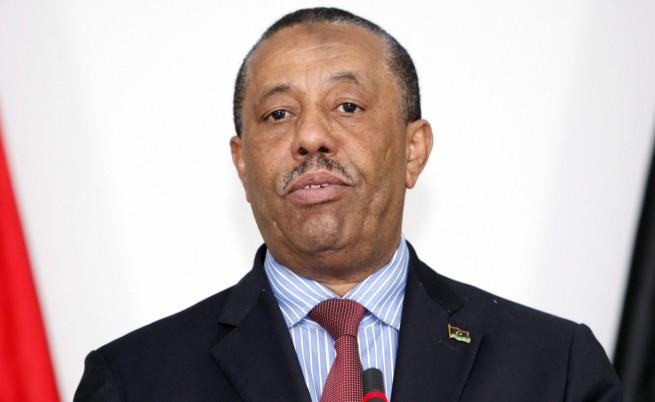 Либийският премиер оцеля при покушение