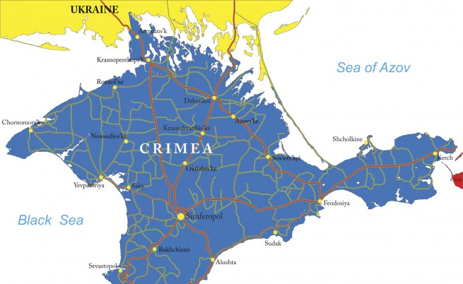 Съветът на Европа: Референдумът в Крим е незаконен