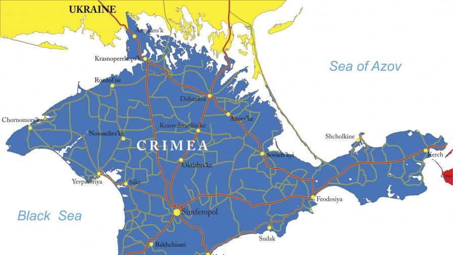 Доколко си приличат Крим и Косово