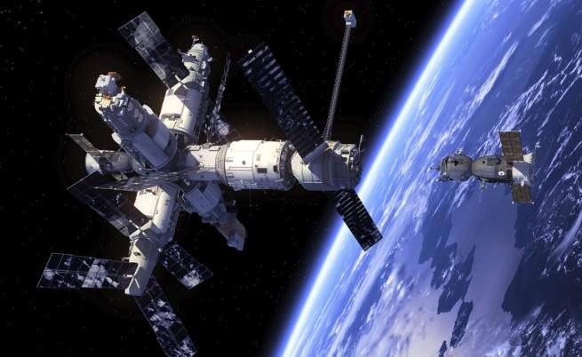 Русия и САЩ са обречени да си сътрудничат в космоса