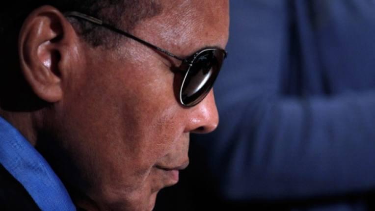 Мохамед Али Луи Вюитон социална кампания
